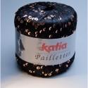 KATIA PAILLETTES 2906 NEGRO-COBRE