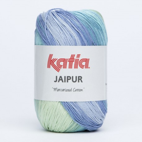 KATIA JAIPUR 210 AZULES-VERDES