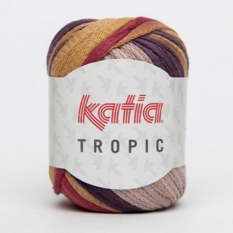 KATIA TROPIC 74 CORAL-MORADO-NARANJA-ROSA PALO