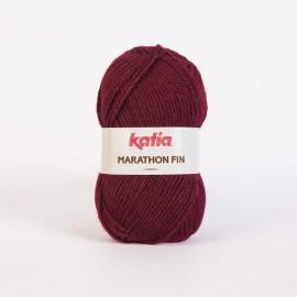 KATIA MARATHON FINE 325 GRANATE
