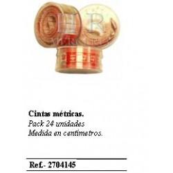 CINTA METRICA DE ALTA CALIDAD EN CAJITA