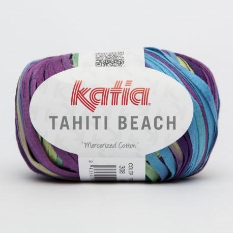 KATIA TAHITI BEACH 308 LILA-MORADO-TURQUESA- VERDE