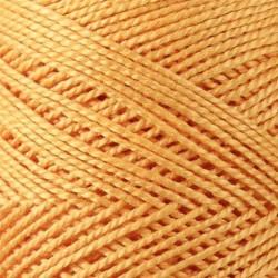 CARICIA PERLE Nº 5 ALGODON EGIPCIO 102 AMARILLO INTENSO (75 GR.)