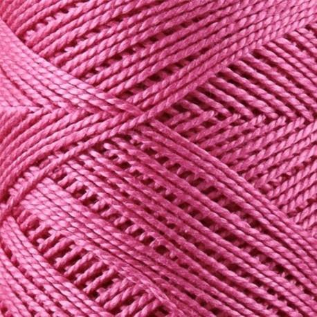 CARICIA PERLE Nº 5 DE ALGODON EGIPCIO 206 ROSA FUCSIA (75 GR.)