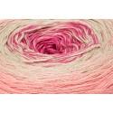 KATIA SPRING RAINBOW 57 MULTICOLOR BEIGE-ROSA-ROSA CHICLE