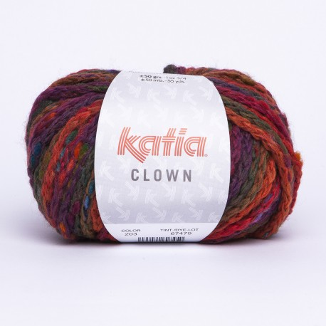 KATIA CLOWN 203