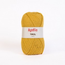 KATIA TIROL 24 OCRE (100 gr.)
