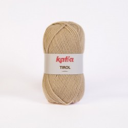 KATIA TIROL 45 BEIGE (100 gr.)